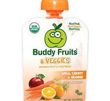 Buddy Fruit Pouches Coupon