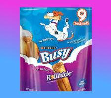 Purina busy chew treats deal