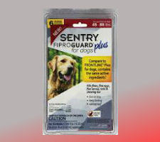 Printable coupon for sentry fiproguard plus $5 off
