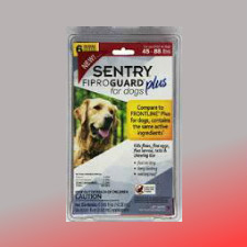 picture regarding Frontline Coupons Printable identify Sentry Fiproguard Additionally Printable Coupon $5 Off