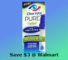 Printable coupon for clear eyes pure relief