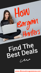 How Bargain Hunters Find The Best Deals