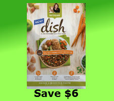 Nutrish dish dog food printable coupon