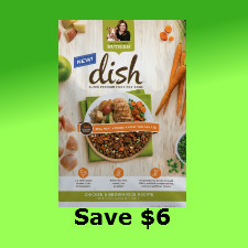 graphic regarding Printable Rachael Ray Dog Food Coupons identify Rachael Ray Nutrish Dish Coupon