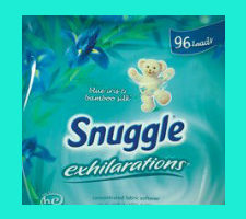 Printable discount coupon for snuggle exhilarations