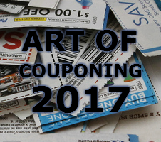 Art of couponing in 2017 and beyond