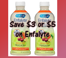 Enfamil Enfalyte Discount Coupons - Printable