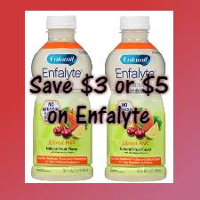Enfamil Enfalyte Discount Coupons - Printable