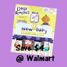 Little Remedies Kit Discount Coupon