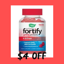 Fortify gummy coupons