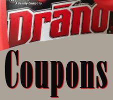 Drano Coupons